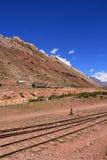 железные дороги Стоковое Изображение RF