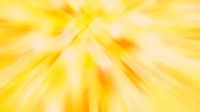 Желтая абстрактная предпосылка блеска график движения 4K бесплатная иллюстрация