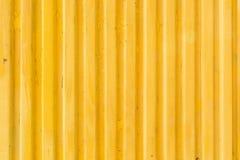 Желтая металлическая предпосылка для художественного произведения дизайна картины Просто предпосылка Стоковое Изображение RF