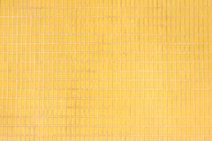 Желтая предпосылка Стоковая Фотография RF