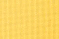 Желтая текстура винила Стоковое Фото
