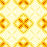 Желтая текстура конспекта оранжевого красного цвета Оптимистическая и напористая иллюстрация предпосылки Яркая безшовная плитка Д Стоковое фото RF