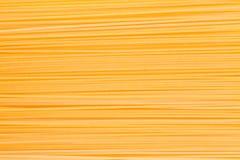 Желтая текстура макаронных изделия Стоковое Фото