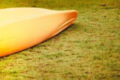 Желтое каное внешнее Стоковая Фотография