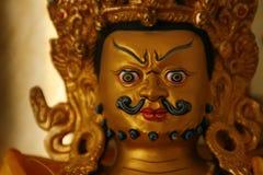 Желтое Tsanbala бог богатства, Mammon, бога удачи стоковые фото