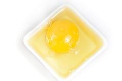 желток плиты Стоковые Изображения