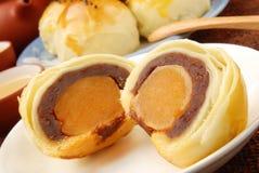 желток shortcake яичка стоковые изображения