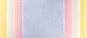 Желтые картина или текстура ткани стоковое фото
