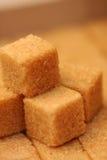 желтый сахарный песок Стоковые Фото