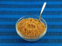 желтый сахарный песок Стоковое Изображение RF