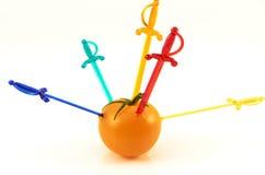 Желтый томат Стоковые Фотографии RF