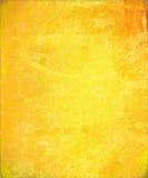 желтый цвет абстрактной предпосылки солнечный Стоковое фото RF