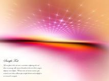 желтый цвет абстрактной решетки пурпуровый Стоковая Фотография