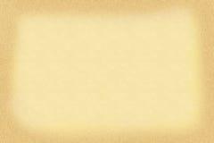 желтый цвет бумаги предпосылки Стоковые Изображения