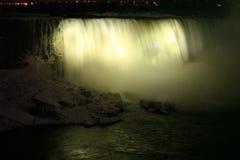желтый цвет воды пятна Стоковое Изображение