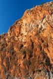 желтый цвет горы Стоковое Изображение RF