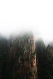 желтый цвет горы Стоковое Фото