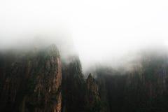 желтый цвет горы Стоковые Фотографии RF