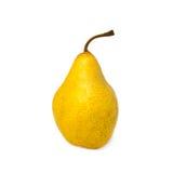 желтый цвет груши Стоковое фото RF