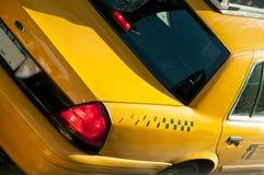 желтый цвет кабины Стоковое фото RF