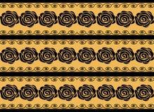 желтый цвет картины сердца цветков падения бабочки флористический вектор Стоковые Фото