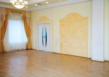 желтый цвет комнаты Стоковая Фотография RF