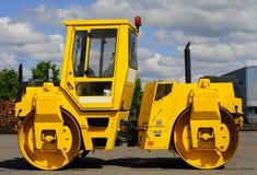 желтый цвет машины Стоковые Фотографии RF