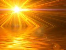желтый цвет палитры абстрактной предпосылки померанцовый Стоковые Фотографии RF