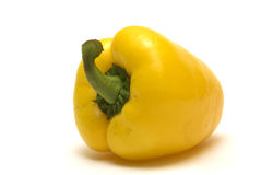 желтый цвет перца Стоковое фото RF