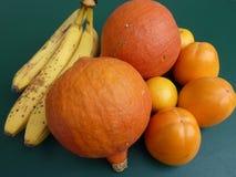 желтый цвет плодоовощ померанцовый Стоковое Изображение RF