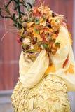 желтый цвет повелительницы Стоковое Фото