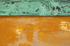 желтый цвет предпосылки зеленый Стоковая Фотография RF