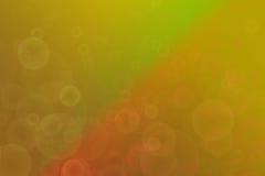 желтый цвет предпосылки померанцовый Стоковое Изображение RF