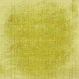 желтый цвет предпосылки текстурированный мустардом Стоковая Фотография