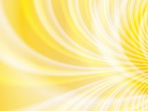 желтый цвет предпосылки Стоковое Изображение RF