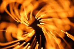 желтый цвет предпосылки Стоковая Фотография RF