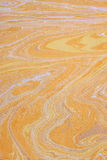 желтый цвет предпосылки Стоковые Изображения RF