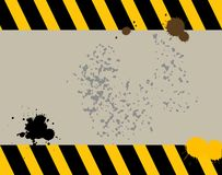 желтый цвет предпосылки Стоковые Фото