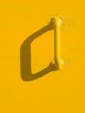 желтый цвет ручки Стоковые Изображения