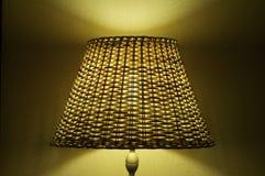 желтый цвет светильника Стоковые Изображения RF