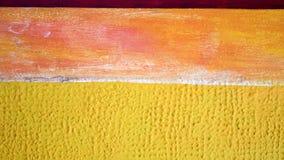 желтый цвет стены предпосылки стоковые фотографии rf