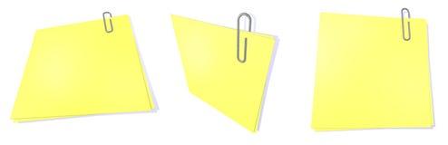 желтый цвет столба Стоковое фото RF