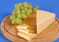 желтый цвет сыра Стоковая Фотография