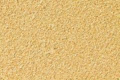 желтый цвет текстуры песка Стоковая Фотография RF