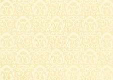 желтый цвет текстуры Стоковое Изображение