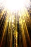 желтый цвет тонов абстрактной предпосылки померанцовый Стоковые Фото