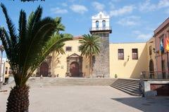 желтый цвет церков Стоковая Фотография RF