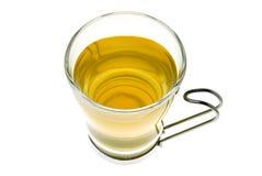 желтый цвет чая Стоковые Изображения