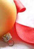 желтый цвет шариков предпосылки стеклянный хороший Стоковое фото RF