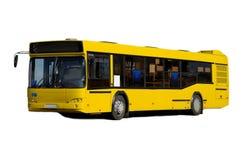 желтый цвет шины Стоковые Фото
